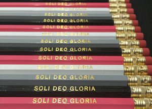 Soli Deo Gloria Pencil