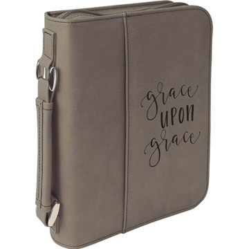 Grace Upon Grace Bible Cover