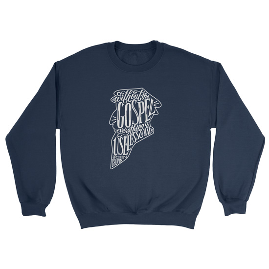 Without the Gospel - Crewneck Sweatshirt