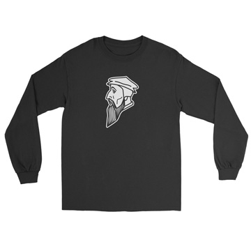 John Calvin - Long Sleeve Tee