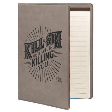 Kill Sin Or It Will Be Killing You Portfolio Cover