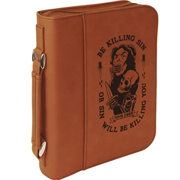 Be Kill Sin Or It Will Be Killing You Bible Cover