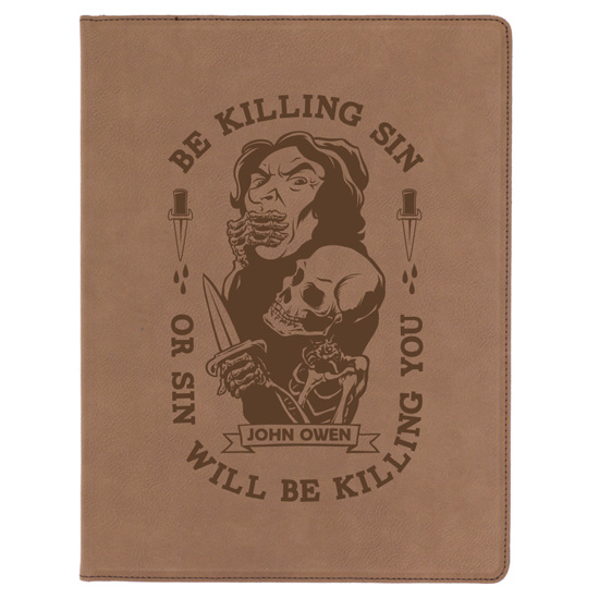 Be Kill Sin Or It Will Be Killing You Portfolio Cover