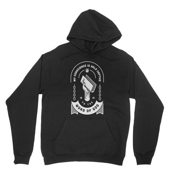 Held Captive to the Word of God - Hoodie