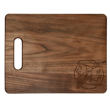 Missional Wear Logo Cutting Board