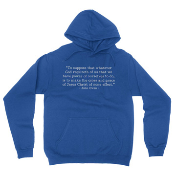 What God Requireth - Owen (Text Quote) - Hoodie