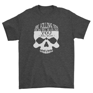 Be Killing Sin (Skull) - T-Shirt