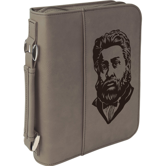 Charles Spurgeon Bible Cover
