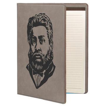 Charles Spurgeon Portfolio Cover