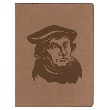 Martin Luther Portfolio Cover