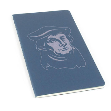 Martin Luther Laser Etched Moleskine Journal