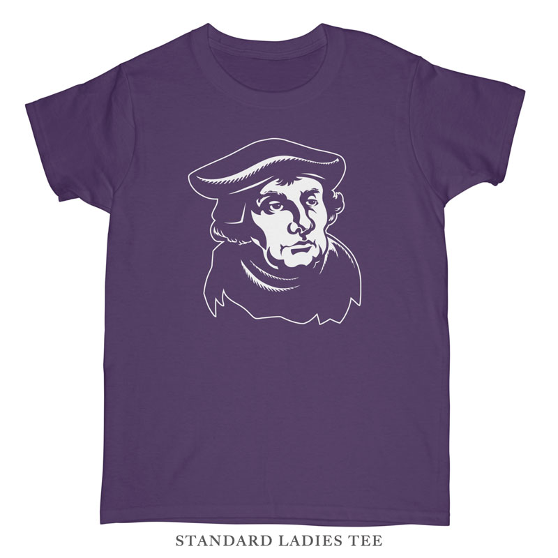 Martin Luther Ladies Tee