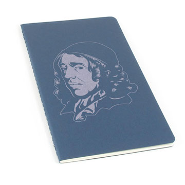 John Owen Laser Etched Moleskine Journal