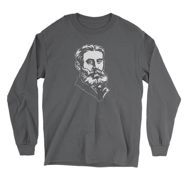 BB Warfield - Long Sleeve Tee
