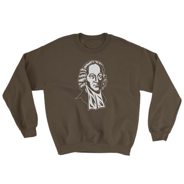 Jonathan Edwards - Crewneck Sweatshirt