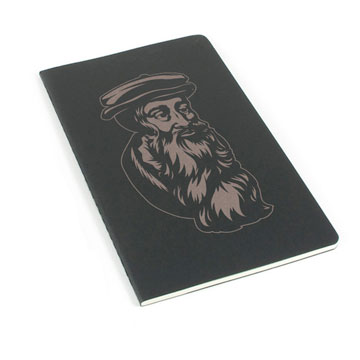 John Knox Laser Etched Moleskine Journal
