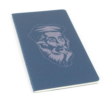 John Wycliffe Laser Etched Moleskine Journal