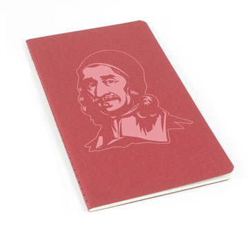 Richard Baxter Laser Etched Moleskine Journal