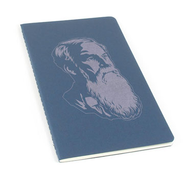 JC Ryle Laser Etched Moleskine Journal
