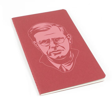 Dietrich Bonhoeffer Laser Etched Moleskine Journal