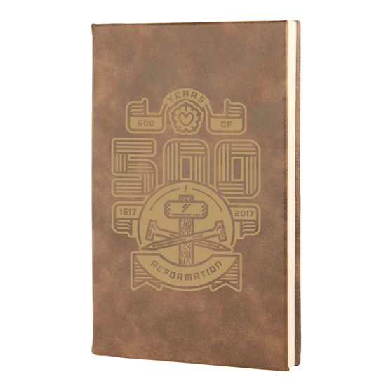 Refermation 500 Leatherette Hardcover Journal