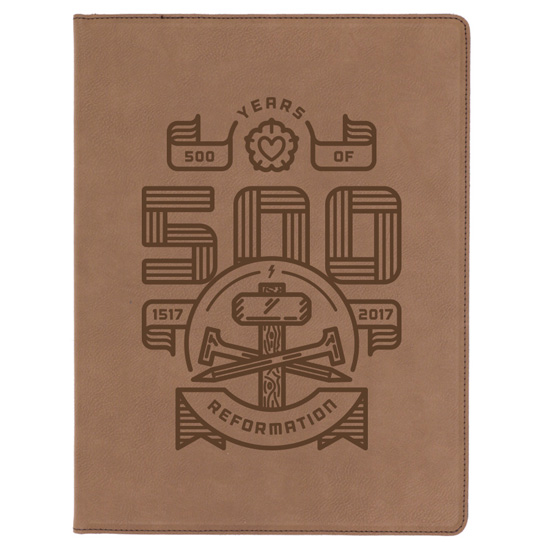 500 Years of Reformation Portfolio Cover
