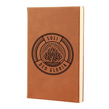 Soli Deo Gloria Leatherette Hardcover Journal