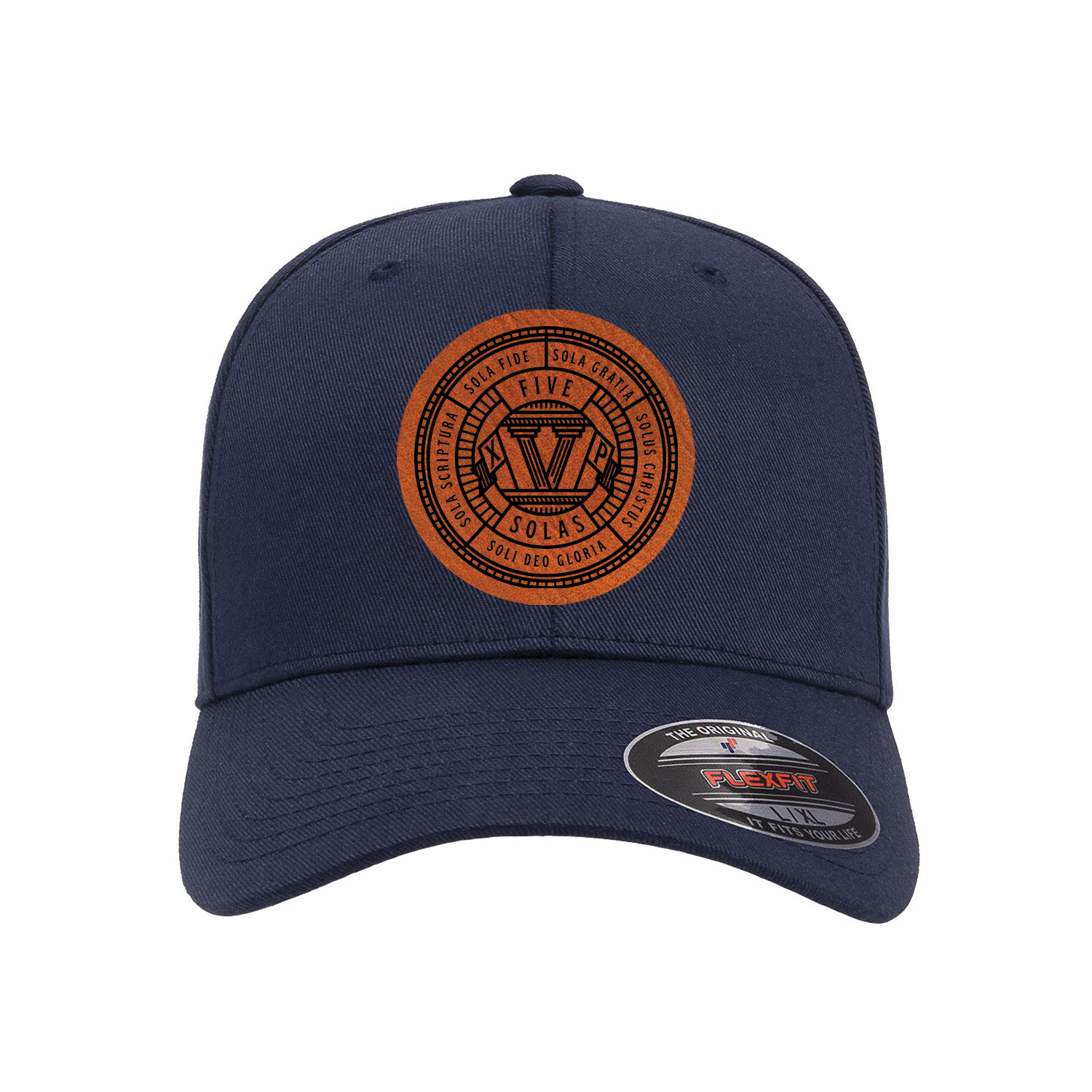 Five Solas Badge Fitted Hat