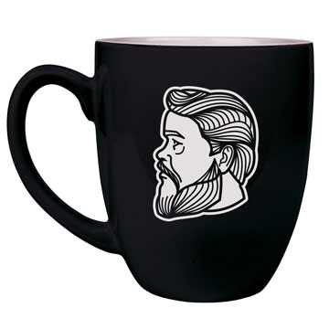 Charles Spurgeon Bistro Mug Two Colors