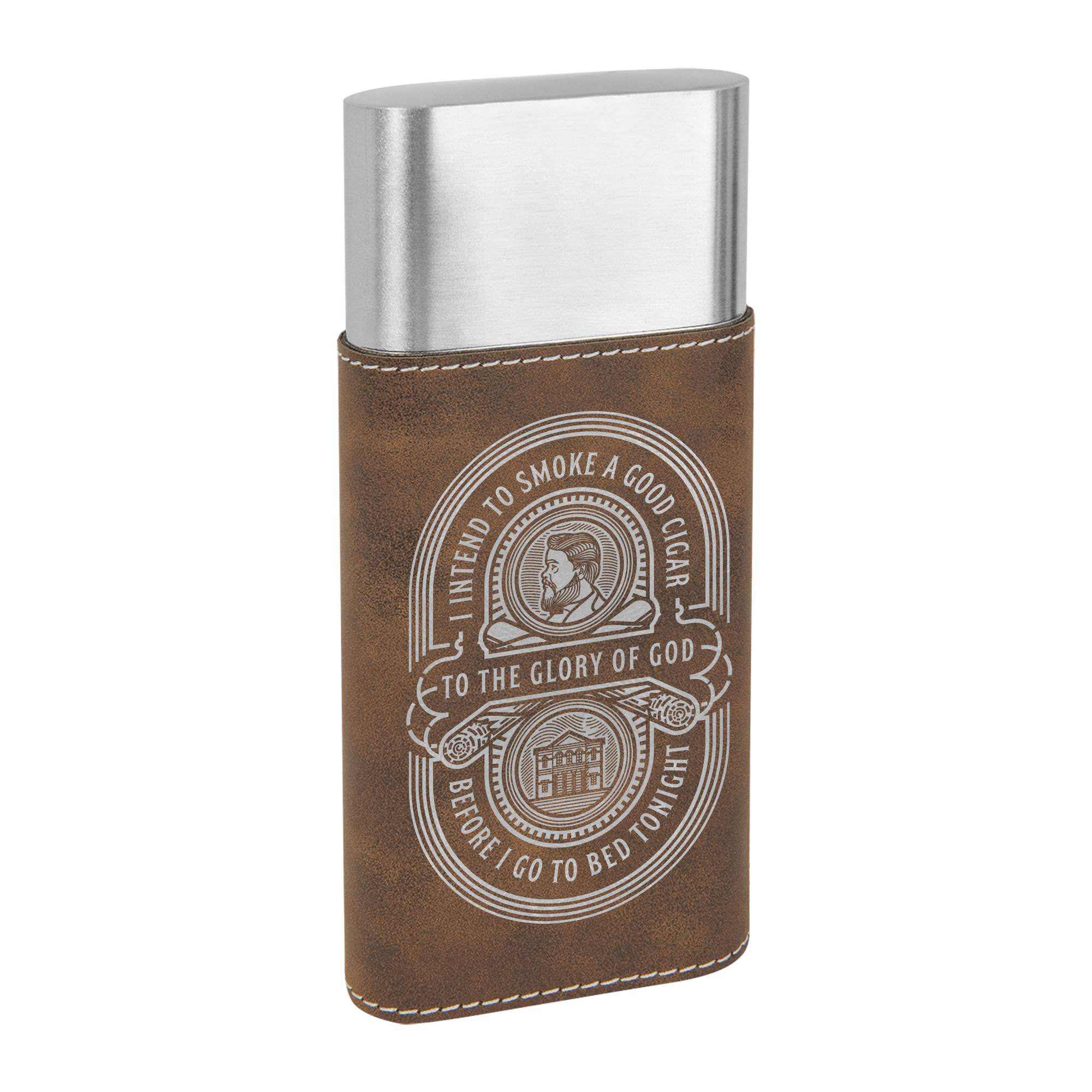 Charles Spurgeon Cigar Quote Cigar Holder