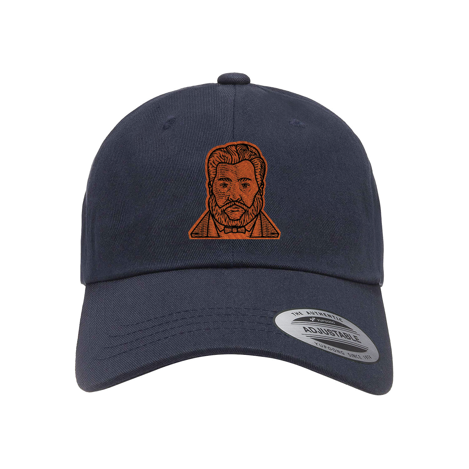 Charles Spurgeon Etched Dad Hat