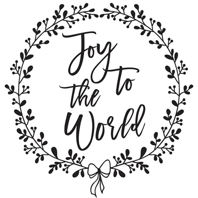 Joy To The World Stamp