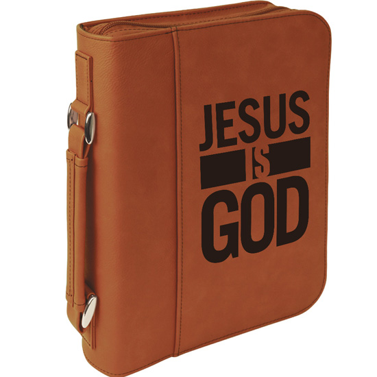 Jesus Is God Bible Cover