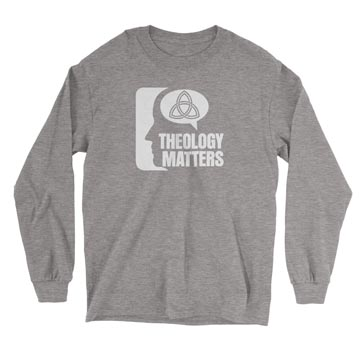Theology Matters (Eye Chart) - Long Sleeve Tee