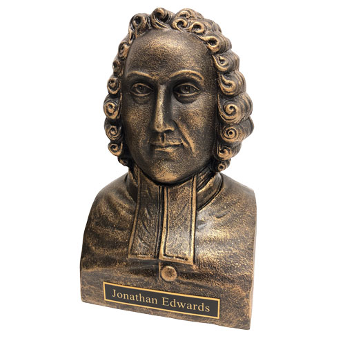 PREORDER: Jonathan Edwards Statue Bust