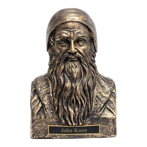 PREORDER: John Knox Statue Bust
