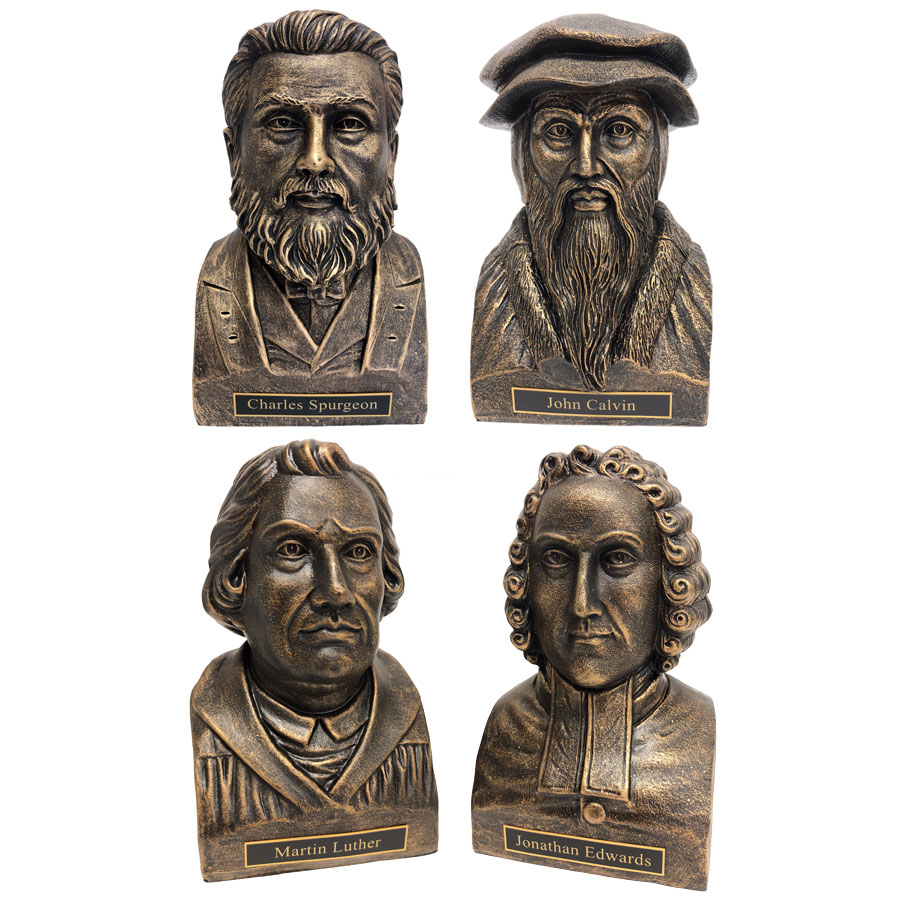 Set of Four Statue