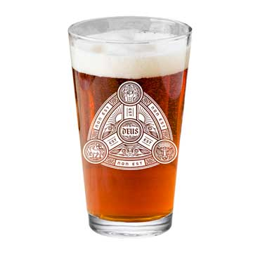 Trinity Pint Glass