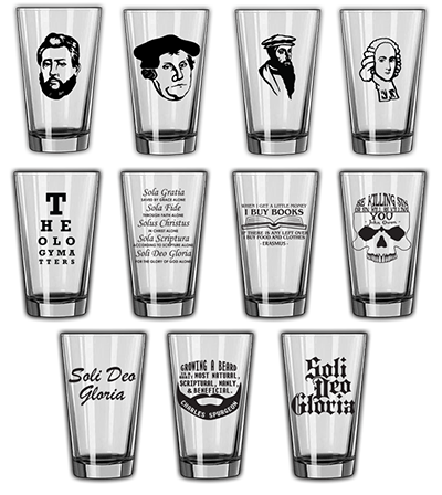 Black Friday 1 Pint Glass (several design choices!)