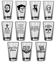1 Pint Glass (several design choices!)