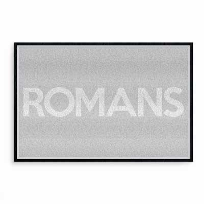 Romans Poster - Greek