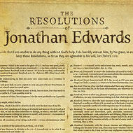 The Resolutions Poster